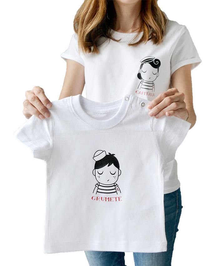 tienda de liquidación b80bf 1fb14 Camisetas familiares - petits & kids